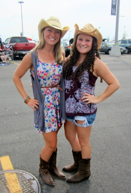 Another summer picture! Kenny Chesney concert